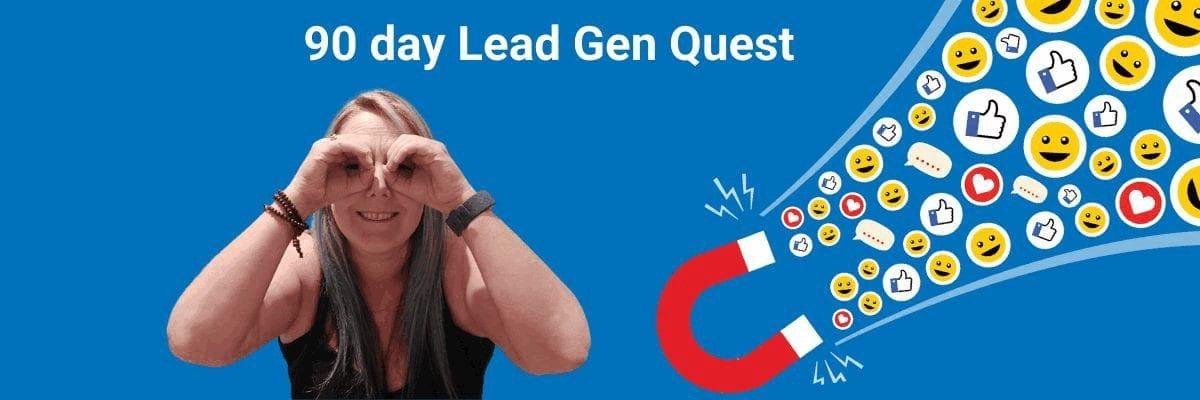 90-day Lead Gen Quest