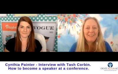 What conference organisers look for in a speaker – Interview with Tash Corbin