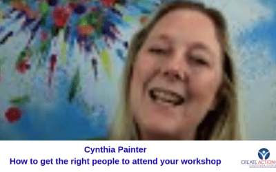 Six ways to get the right people to attend your workshops